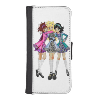 Irish Dance wallet case
