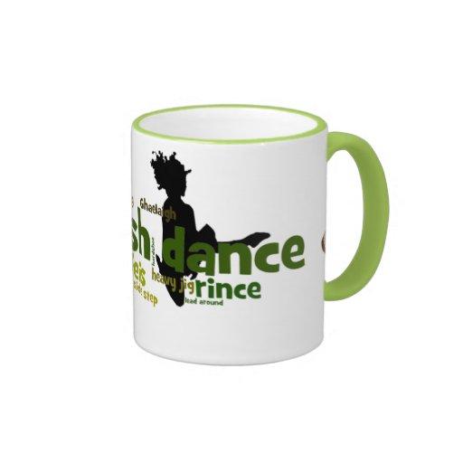 Irish Dance Wordle Mugs