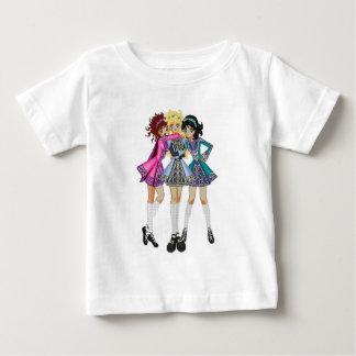Irish Dancer Baby T-Shirt