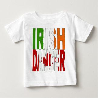 Irish Dancer - Canada Baby T-Shirt