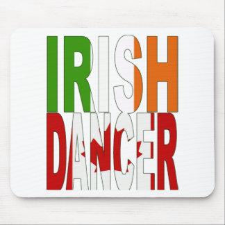 Irish Dancer - Canada Mouse Pad
