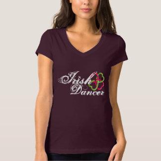 Irish Dancer clover celtic knot T-shirt