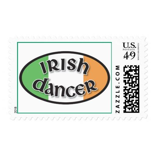Irish Dancer First Class Postage