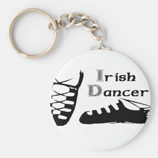 Irish Dancer Ghillies Keychain