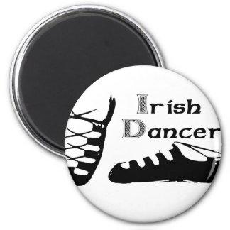 Irish Dancer Ghillies Magnet