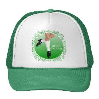 Irish Dancer Hard Shoe Trucker Hat