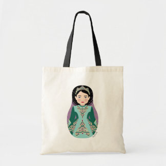 Irish Dancer Matryoshka Bag