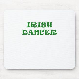 Irish Dancer Mouse Pad