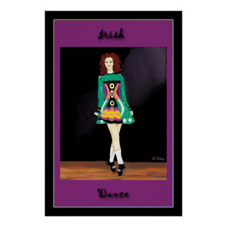 Irish Dancer poster 2
