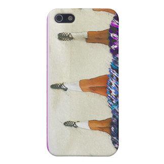 Irish Dancers iPhone SE/5/5s Case