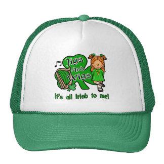 Irish Dancing Hat