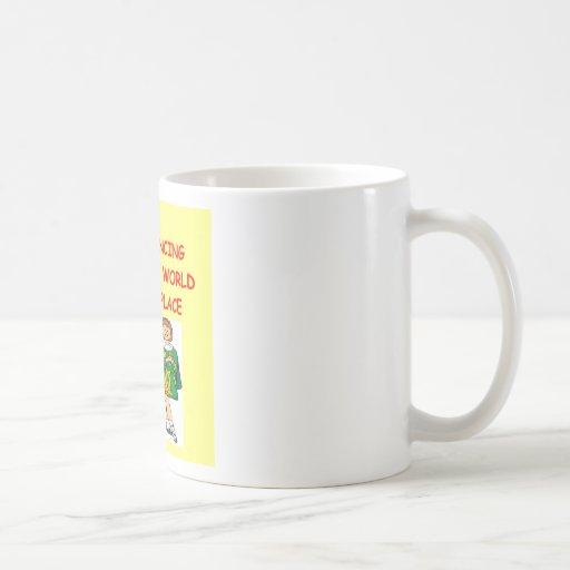 irish dancing coffee mugs