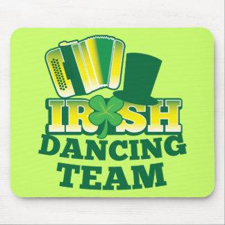 Irish Dancing TEAM Mouse Pad