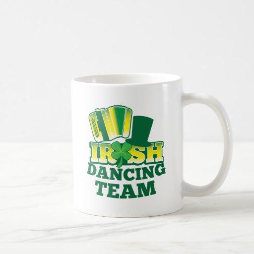 Irish Dancing TEAM Mug