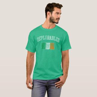 Irish Deplorables St Patricks Day T-Shirt