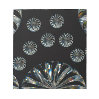 Irish Design-The Crystal Collection Notepad