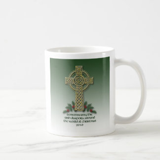 Irish Diaspora Christmas Ceramic Mug