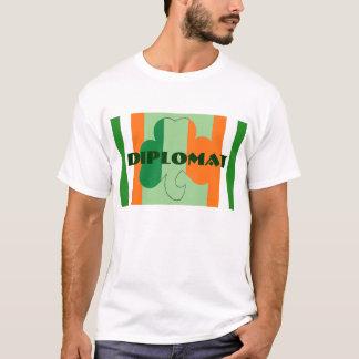 irish diplomacy joke T-Shirt