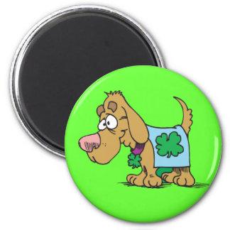 Irish Dog T-shirts and Gifts Refrigerator Magnet