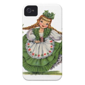Irish Doll iPhone 4 Case