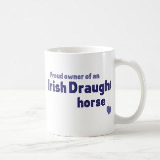 Irish Draught horse Coffee Mug