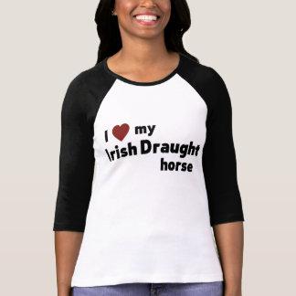 Irish Draught horse T Shirt