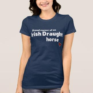 Irish Draught horse T Shirts