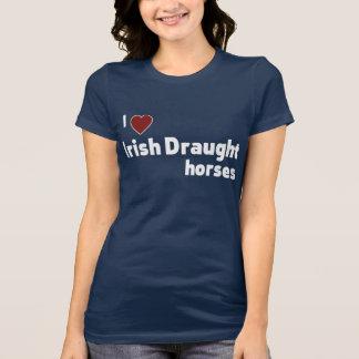 Irish Draught horses T Shirt