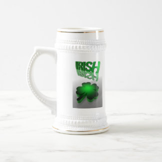 Irish Drinker Beer Stein
