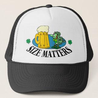 Irish Drinking Cap - Size Matters