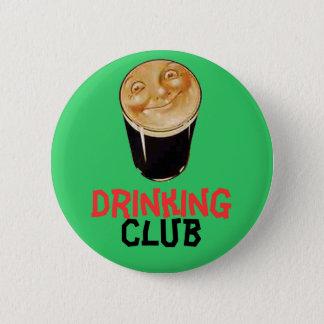 Irish Drinking Club Button