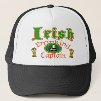 Irish Drinking Cptn Hat