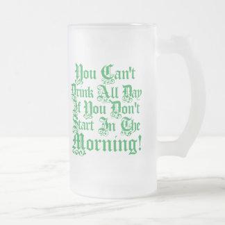 Irish Drinking Humor Mugs