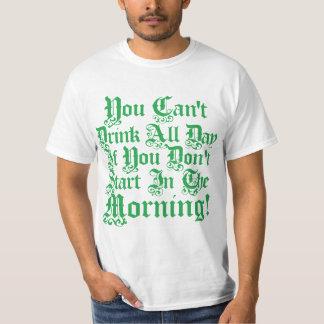 Irish Drinking Humor T-Shirt