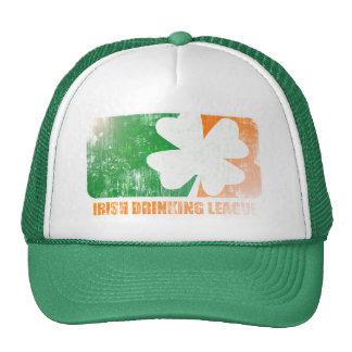 Irish Drinking League Hats
