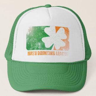 Irish Drinking League Trucker Hat
