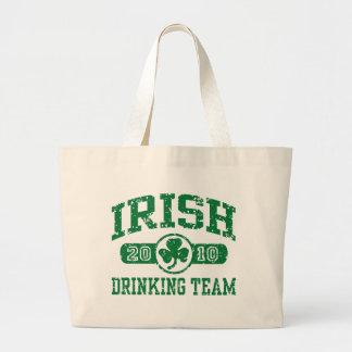 Irish Drinking Team 2010 Bags