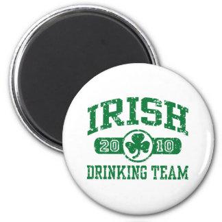 Irish Drinking Team 2010 Magnet