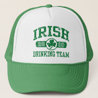 Irish Drinking Team 2010 Trucker Hat