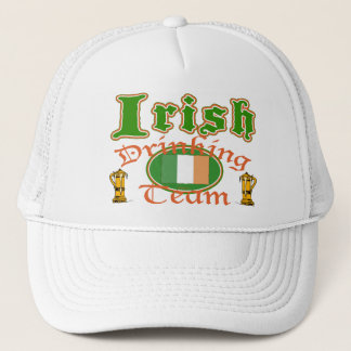 Irish Drinking Team 2 Hat