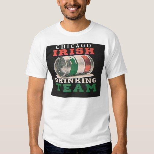 Irish Drinking Team 4 T Shirt