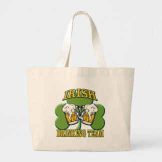 Irish Drinking Team Tote Bags
