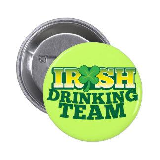 Irish Drinking TEAM Pins
