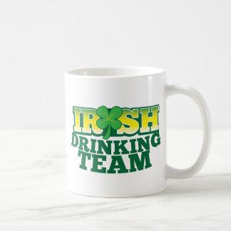Irish Drinking TEAM Coffee Mug