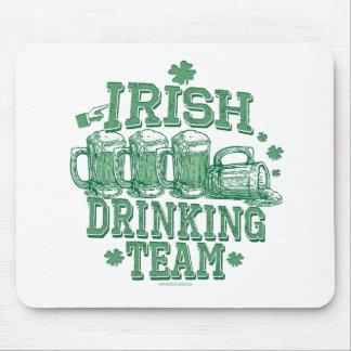 Irish Drinking Team Gear Mouse Pad