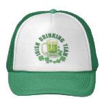 Irish Drinking Team Gift Mesh Hat