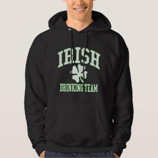 Irish Drinking Team Hooded Sweatshirt