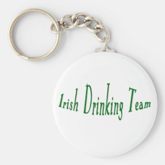 Irish Drinking Team Keychain