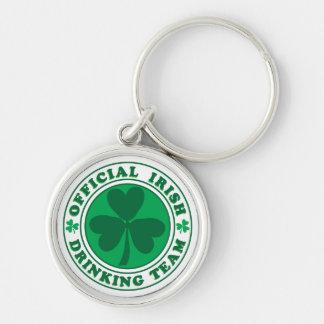 Irish Drinking Team/St. Patrick's Day Key Chains