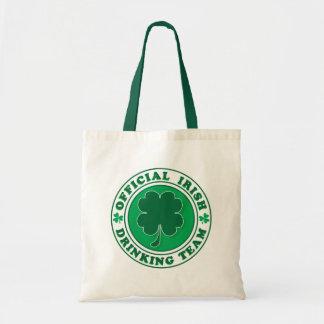 Irish Drinking Team/St. Patrick's Day Tote Bag